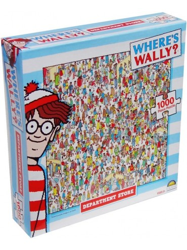 WHERE'S WALLY 1000PC PUZZLE | Toyworld Frankston | Toyworld Frankston