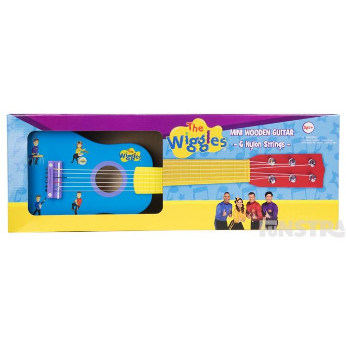 THE WIGGLES MINI GUITAR