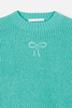 Jersey Turquoise Twiggy