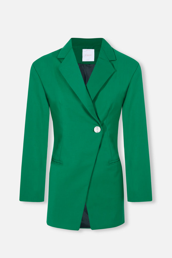 Blazer Green Fontessa