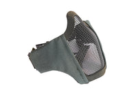 Invader Gear MK. II Steel Half Face Mask Fast Version (OD)