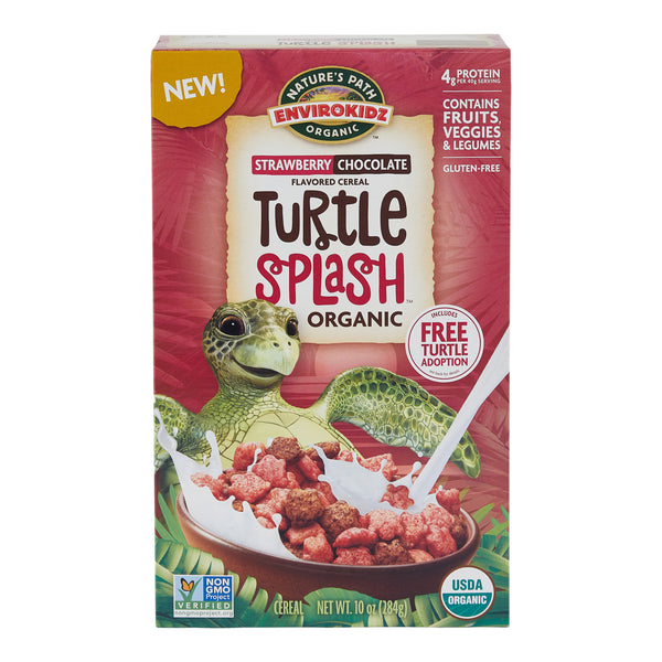 Organic Turtle Splash Cereal (284G)