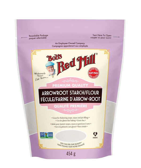 Arrowroot Starch Flour (454G)