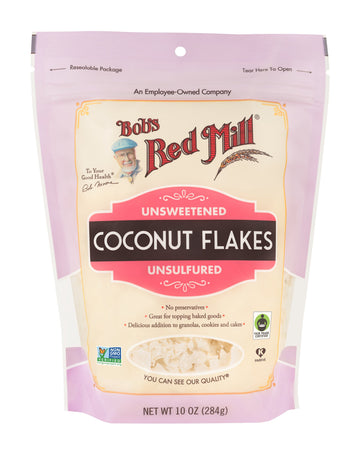 Coconut Flakes Unsweetened (284G)