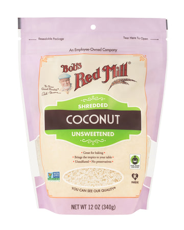 Coconut Shredded  (340G)