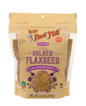 Golden Flaxseed  (368G)