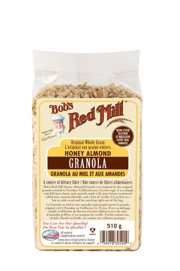 Granola Honey Almond (510G)