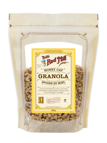 Granola Honey Oat (340G)
