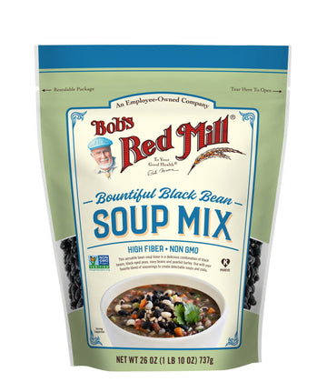 Bountiful Black Bean Soup (737G)