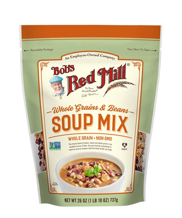 Whole Grains & Beans Soup Mix (737G)