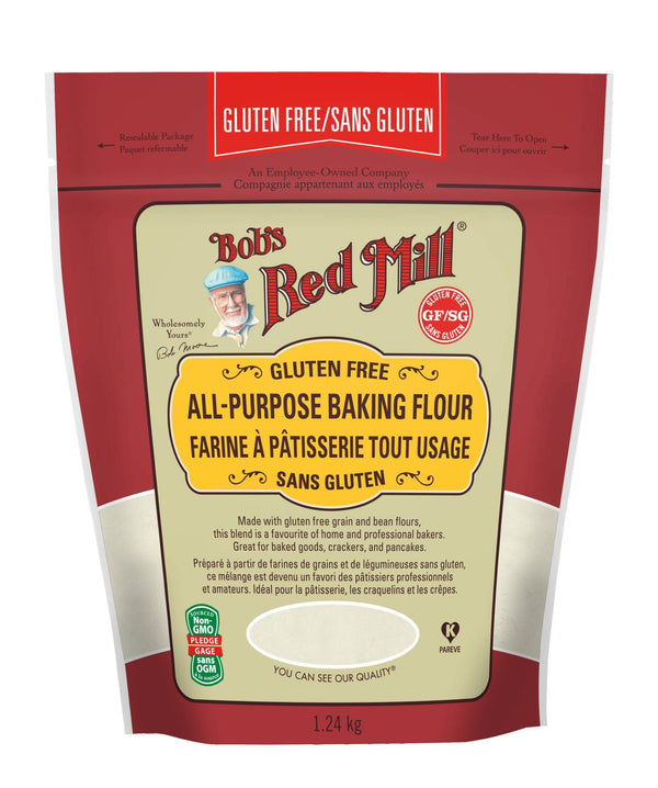 Gluten Free All Purpose Baking Flour (624G)