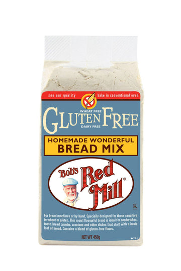 Gluten Free Homemade Wonderful Bread Mix (453 G)