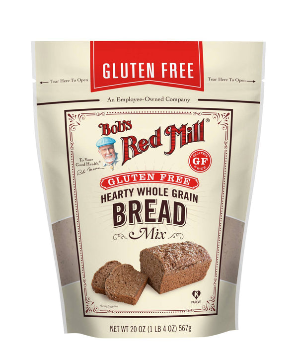 Gluten Free Hearty Whole Grain Bread (566G)