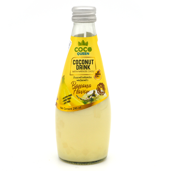 Coconut Milk Drink with Banana Flavour (290ML)