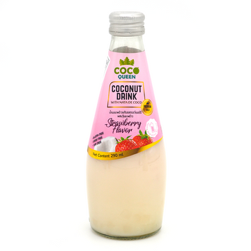 Coconut Milk Drink with Strawberry Flavour (290ML)