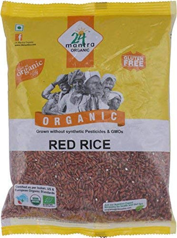 Organic Red Rice (2kG)