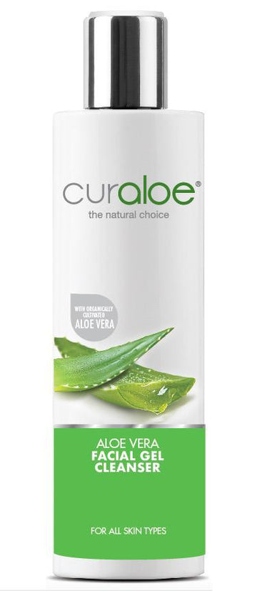 Aloe Vera Facial Gel Cleanser (500ML)