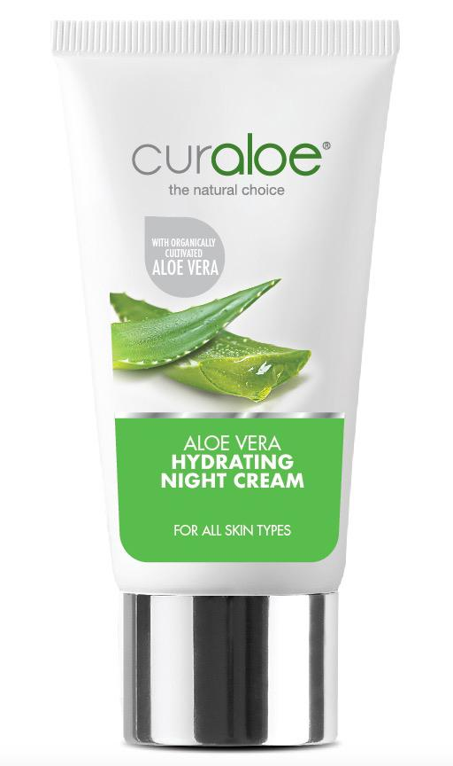Aloe Vera Hydrating Night  Cream (50ML)