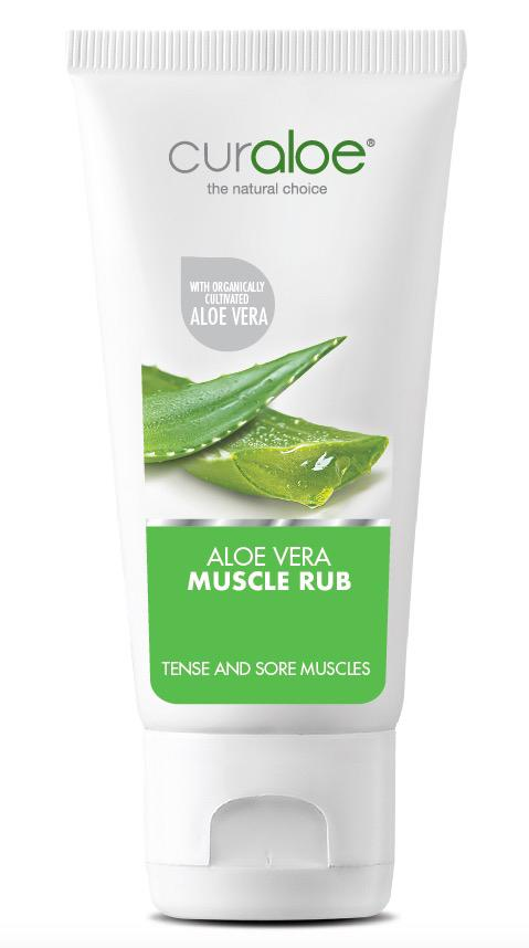 Aloe Vera Muscle Rub (75ML)