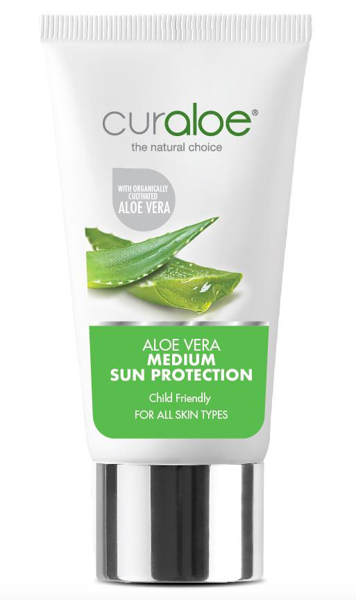 Aloe Vera Sun Protection Spf 30 (50ML)
