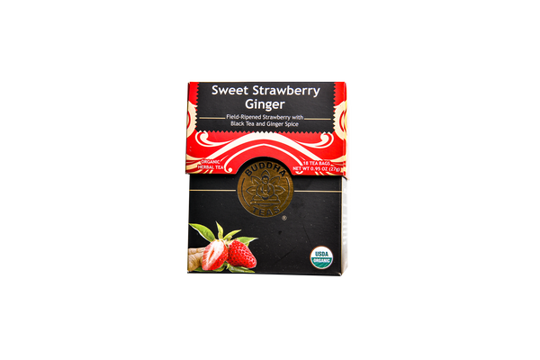 Organic Sweet Strawberry  (23G)
