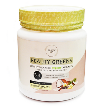 Greens Coco Vanilla 20X15g Collagen (15G)