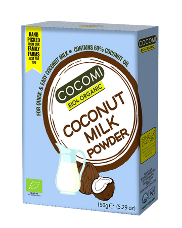 Organic Coconut Milk Powder (150G)