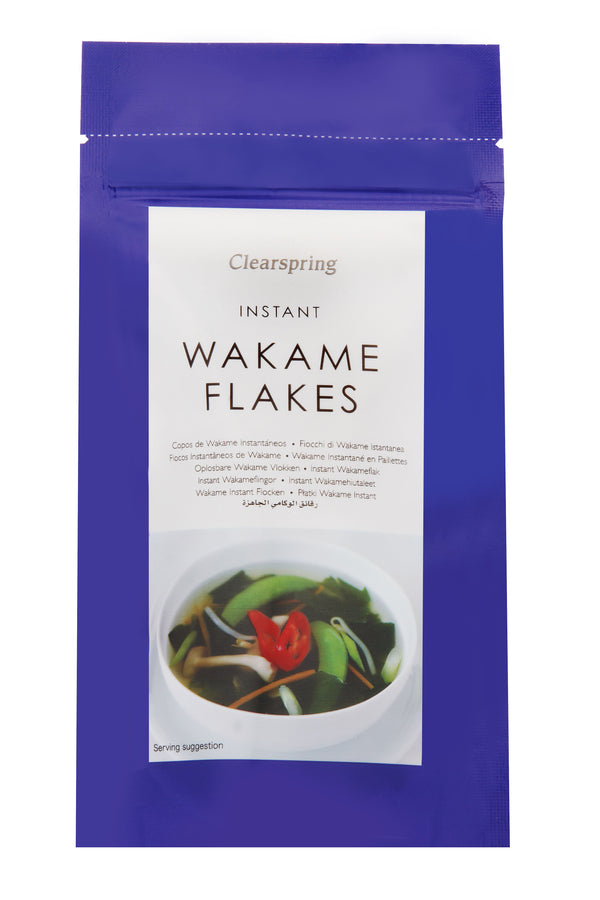Japanese Instant Wakame - Flakes (25G)