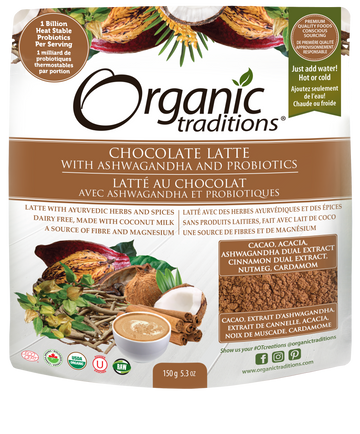 Organic Chocolate Latte (150G)