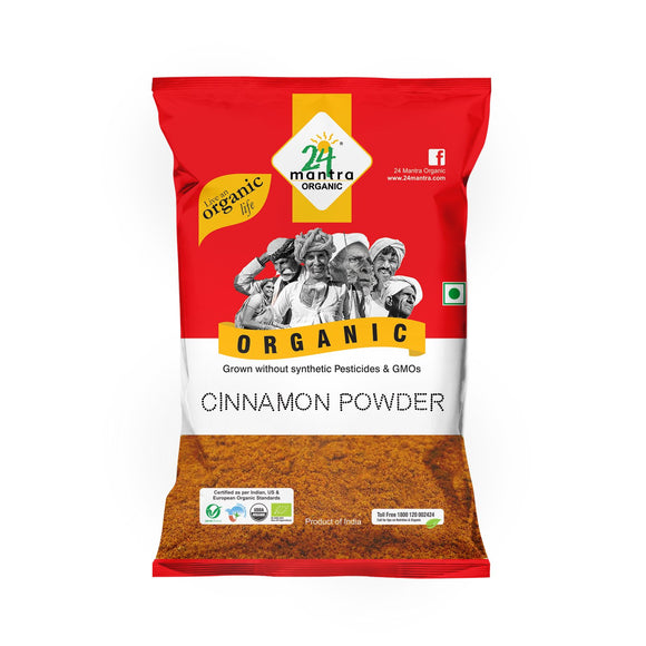 Organic Cinnamon Powder   (100G)