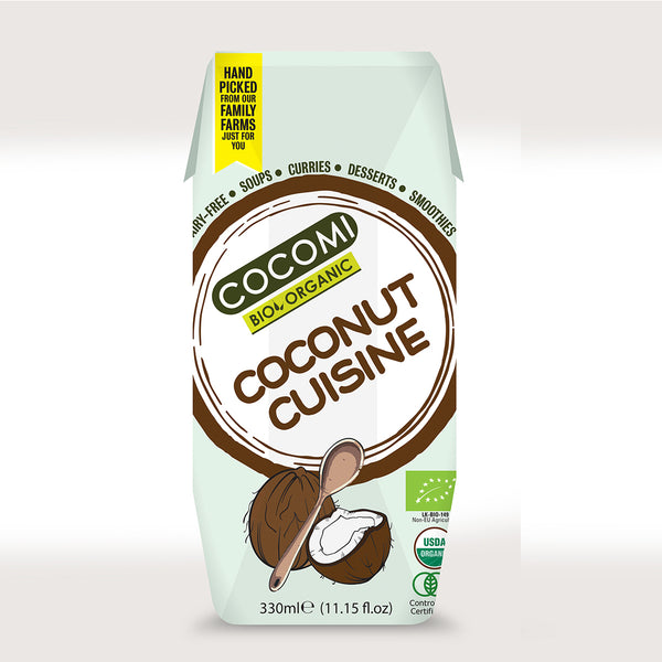 Organic Coconut Milk (330ML)