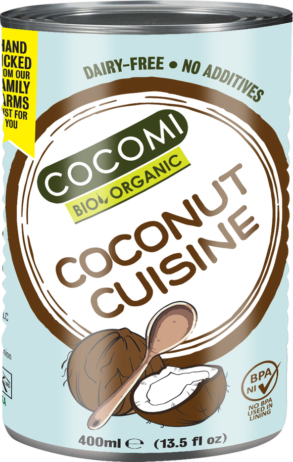 Organic Coconut Milk (Dairy Free) (400ML)
