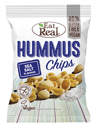 Hummus Sea Salt  (45G)