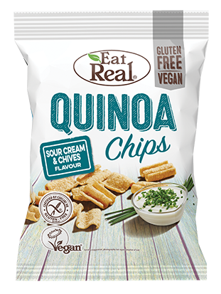 Quinoa Sour Cream & Chives (30G)