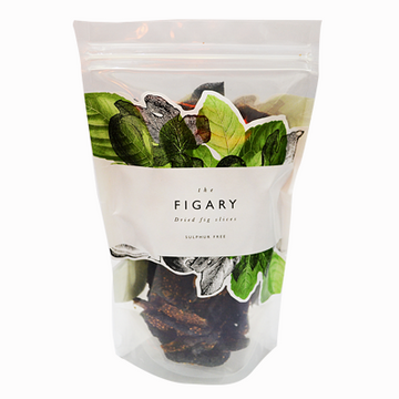 The Figary Dried Fig Slices Sulphur Free (200G)