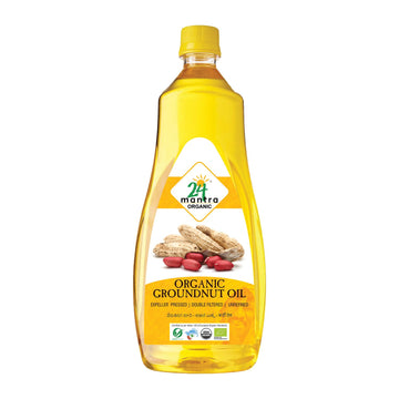 Organic Groundnut Oil (LT)