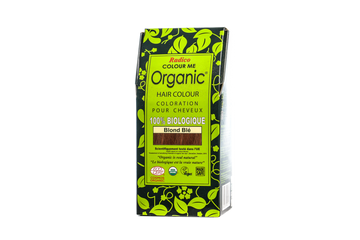 Organic Hair Colour Beige Blonde (100G)
