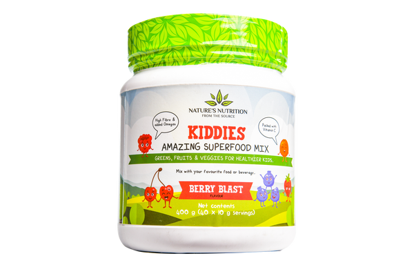 Berry Blast Kiddies Amazing Superfood Mix (400G)