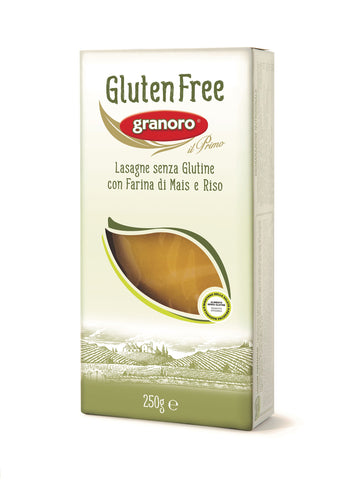 Gluten Free Lasagne With Corn And Rice Flour (250G)