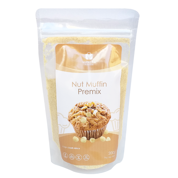 Nut Muffin Pre-mix (200G)