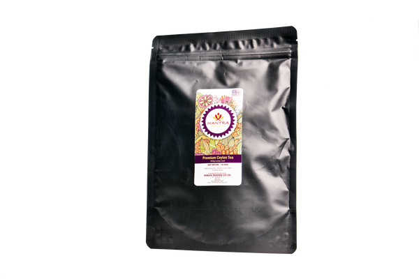 Mantra Wellness Ceylon Black Tea Loose (500G)