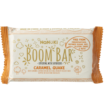 Boom Bar Caramel Quake (12 units)