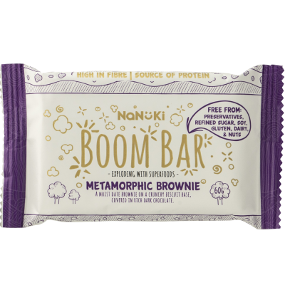 Boom Bar Metamorphic Brownie (12 units)