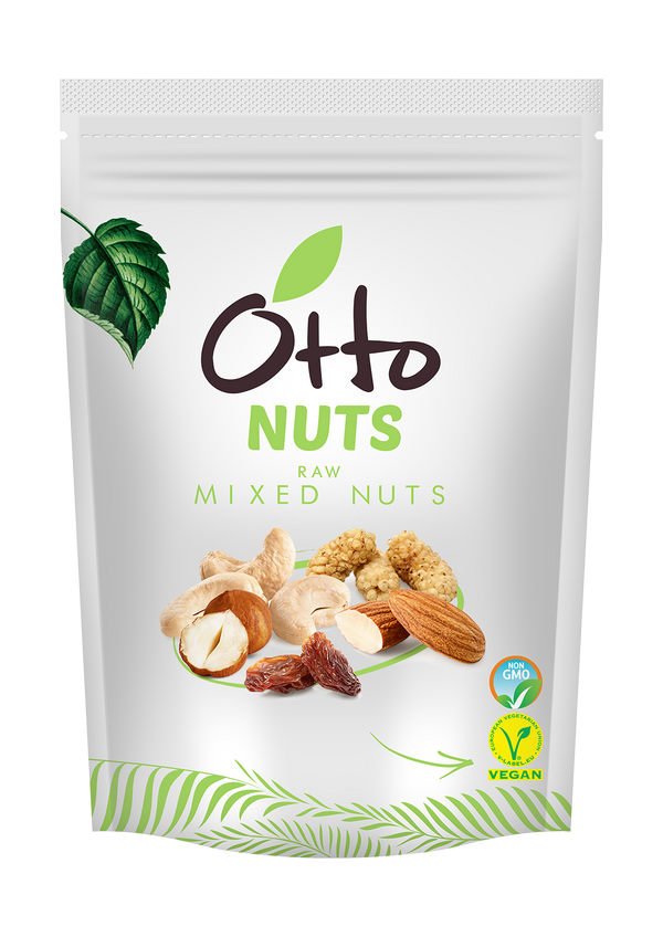 Raw Mixed Nuts (150G)