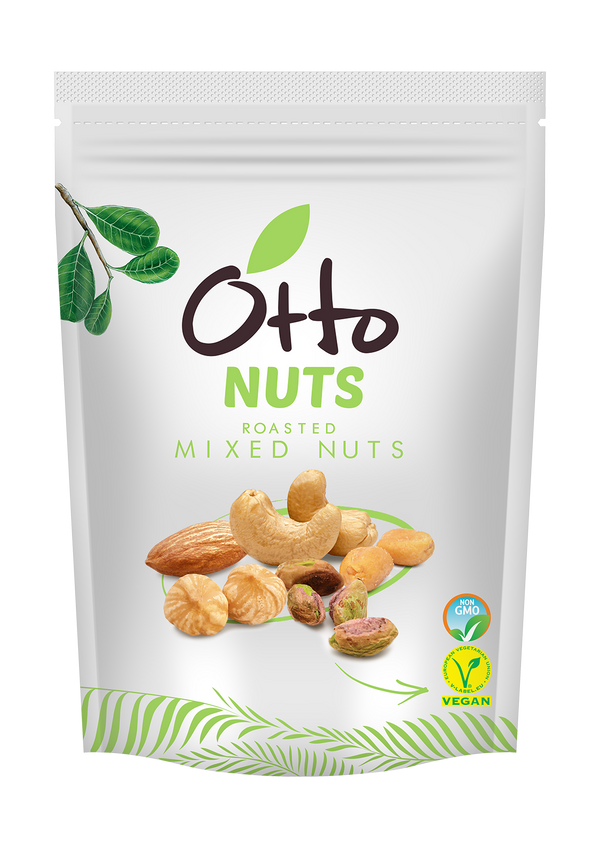 Roasted Mixed Nuts (50G)