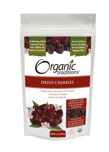 Organic Dried  Cherries (100G)