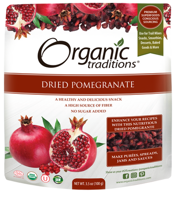 Organic Dried Pomegranate (100G)