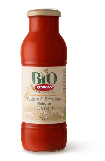Organic Tomato Sauce For Pasta (Pomodoro) (700ML)