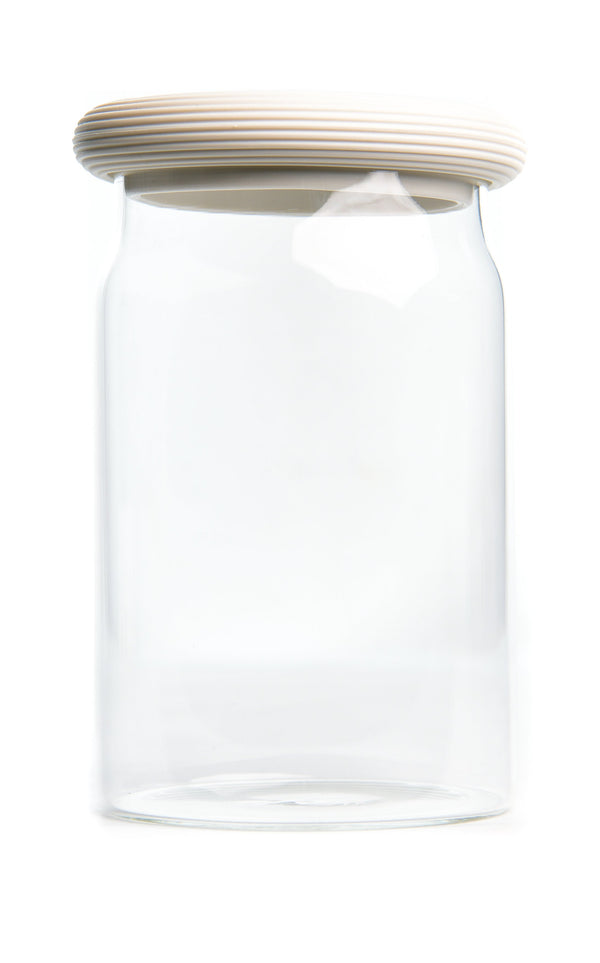Storage Container with Silicone Cover (900ML)