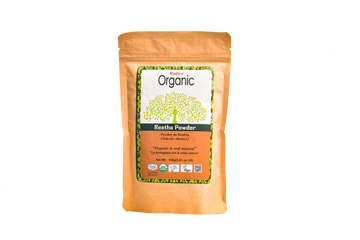 Organic Hair Powder  Reetha Powder (100G)